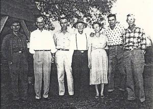 Pete, Judson, Marshall, Oscar, Mary, Bud, Taylor1